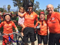 """Cheeky on Twitter: """"Kudos to our CEO, PJ Brice, who had an amazing time  riding at #ChefCycle with @nokidhungry!… """""""