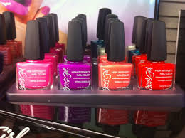 now these jesse s s high intensity nail polish have some really nice unusual neon colors if you are into neon colors this is for you