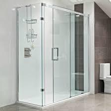 types of frameless shower doors