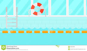 Background Of Swimming Pool Stock Vector Illustration of aqua
