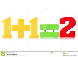 royalty free stock photo simple math equation