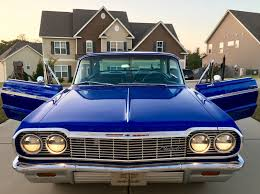 Awesome Great 1964 Chevrolet Impala Super Sport 1964 Chevrolet ...