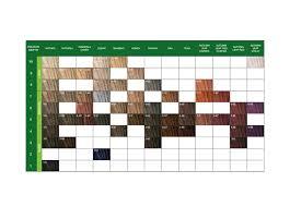 Essensity Colour Chart Essensity Colour Product Range