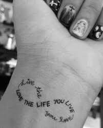 Tattoo Spr He F Frauen Spruchwebsite