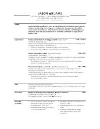Sample Profiles For Resumes Beauteous Resume Profile Samples Strikingly Design Example 48 Sample Profiles