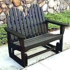outdoor glider bench costco s benchmarking was ist das