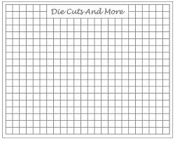 Free Printable Metric Grid Paper For The Stampoholic Nano