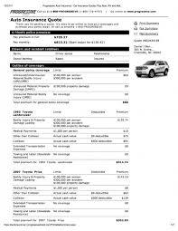 Progressive Auto Insurance Quote Auto Insurance Card Template Pdf With Download Life Insurance Quotes 23