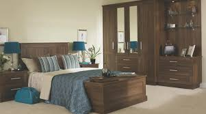 walnut effect modular bedroom furniture system contemporary bedroom bedroom modular furniture