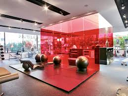 Pacific Design Fitness Luxury Hotel Los Angeles Sofitel Los Angeles At Beverly Hills