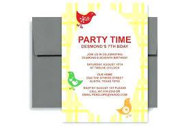 Blank Birthday Invitations Invitation Template Animal Farm Barnyard