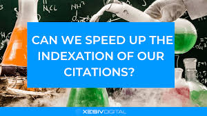 Can We Speed Up The Indexation Of Our Citations I Xesiv Digital