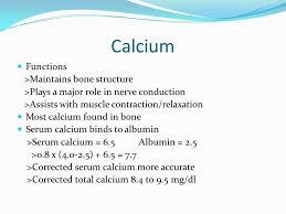 corrected calcium formula for hypercalcemia