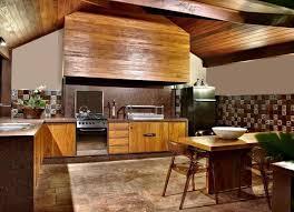 U backsplash apartment loft kitchen design brick rhlinksdragoncom