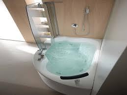 Corner Tub With Shower Tub ...