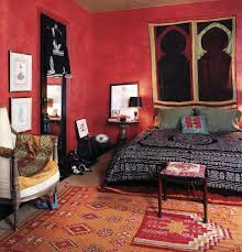 bedroom trendy red images bedroomjpg  incredible  bohemian style bedroom interior design with bohemian bedr