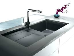 double drainboard sink kitchen sink with double drainboards sinks drainboard single bowl w stainless steel two