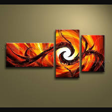 painted beautiful modern abstract painting wall art decoration ideas