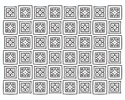 Small Picture FREE Square Quilt Pattern Adult Coloring Page At Pages itgodme