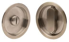 Pocket Door  Keyless Locks Kickplates