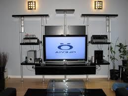 Tv Wall Units Home Design Latest Modern Corner Tv Cabinet Led Wall Unit 9904