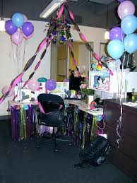 office christmas theme. office cubicle birthday surprise farewell party decoration ideas christmas theme e