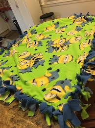 A Simple and Easy Way to Make a Fleece Tie Blanket - wikiHow & Uploaded 2 years ago Adamdwight.com