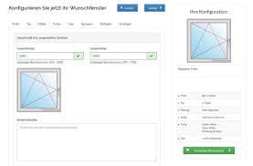 Fenster Detailzeichnungen Und Profil Querschnitte Fensterblickde
