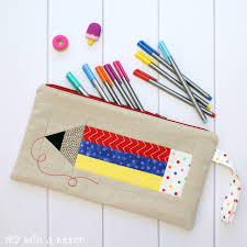 Pencil Case Pattern