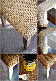 DIY Bench Tutorial And Family Room Decor The36thavenuecom  The 36th AVENUE