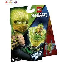 Đồ chơi lắp ráp Con Quay Lốc Xoáy LEGO NINJAGO