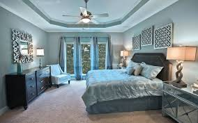 New For The Bedroom The Beautifully Decorated Master Bedroom Inside The Model Home At