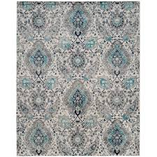 safavieh madison cream light gray 8 ft x 10 ft area rug