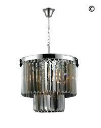 odeon chandelier oasis chandelier 2 layer smoke finish designer chandelier odeon crystal fringe 3 tier chandelier