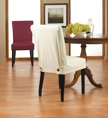 funky dining room chair covers simple white fabric cover on fit mixed rounded lacquered wooden table
