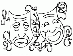 Small Picture African Tribal Mask Coloring Page African Mask Coloring Page