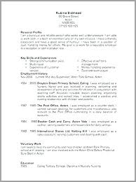 Download Free Resume Resume New Format New Templates Resume Format