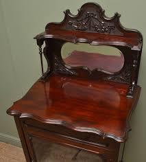 antique mahogany bedroom chairs. elegant maple \u0026 co antique mahogany glazed cabinet bedroom chairs