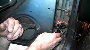 how to fix door speakers on jeep cherokee fixing broken wires in 2000 jeep cherokee power window problems at 98 Jeep Cherokee Power Window Wiring Diagram