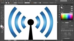 They make the design more appealing. How To Draw Wifi Signal Icon In Adobe Illustrator 2 Drawings Adobe Illustrator Wifi Signal