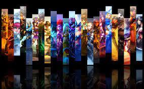 League Of Legends, Video Games ...