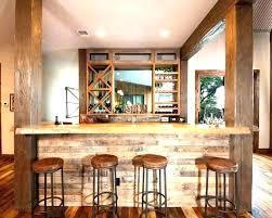 basement interior design ideas. Rustic Design Ideas Home Bar Phenomenal Basement Reclaimed  Wood Basement Interior Design Ideas