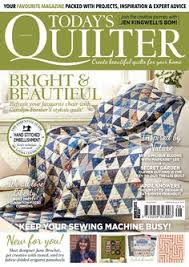Today's Quilter Magazine Subscription | Quilts | Pinterest & Get your free 44-page Scrapbusting supplement with Issue 8 of Today's  Quilter Plus the Adamdwight.com