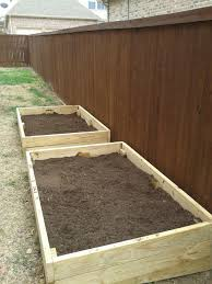 Small Picture Build A Raised Gardening Bed Home Repair DFW Plano TX Full