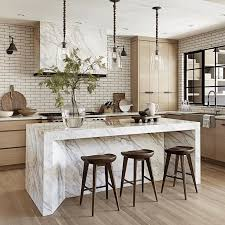 kitchen light kitchen cabinets cherry wood cabinet grey granite countertop island integrated with breakfast bar
