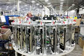 Ge Appliances Washing Machine Production Starts On Ges High Efficiency Topload Washing Machines