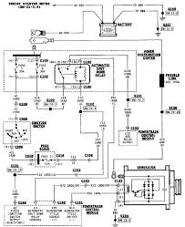 jeep alternator wiring diagram fitfathers me 2001 jeep wrangler stereo wiring diagram at 2000 Jeep Wrangler Radio Wiring Diagram