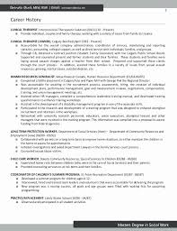 Child Welfare Worker Sample Resume Beauteous Child And Youth Worker Sample Resume Colbroco
