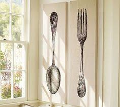crafty butt pottery barn knock off spoon fork wall art dunning room on fork and spoon wall art hobby lobby with this weeks etsy finds kitchen edition pinterest spoon knife