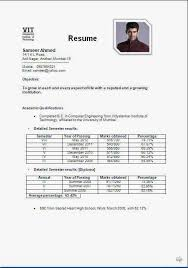 cv examples science SBP College Consulting